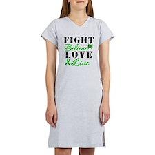 SCT FightBelieveLoveLive Women's Nightshirt