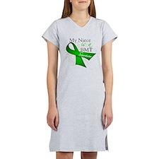 Niece BMT Survivor Women's Nightshirt