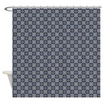 Palmette Shower Curtain