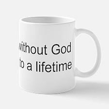 Religion belief Mug