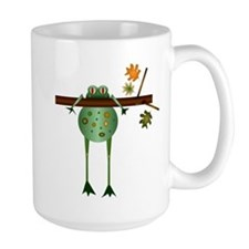 Of Trees and Frogs Mug
