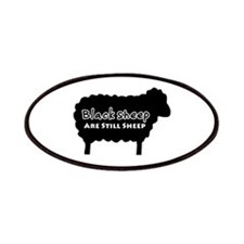 Black Sheep Are Still Sheep Patches
