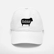 Black Sheep Are Still Sheep Baseball Baseball Cap