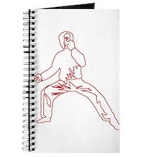 Blue Fist 1 Journal