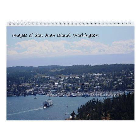Wall Calendar-San Juan Island, WA