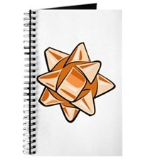 Orange Bow Journal