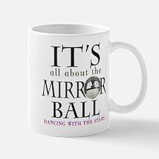 Dwts Mirror Ball Mug Mugs