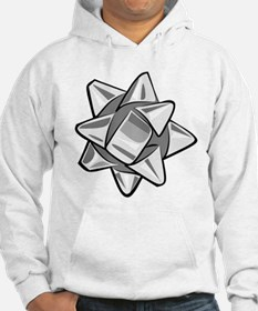 Silver Bow Hoodie