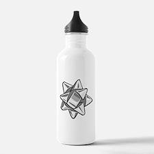 Silver Bow Water Bottle