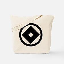maru ni kuginuki Tote Bag