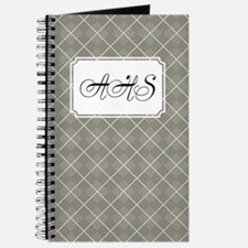 Argyle Neutral Journal