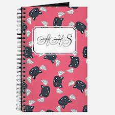 Cat Cute Pink Journal