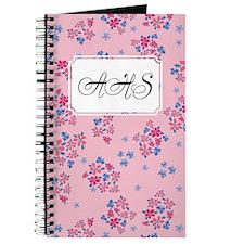 Flower Liberty Pink Journal