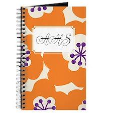 Flower Orange Journal