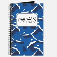 Orca Blue Journal