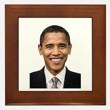 Obama Framed Tile
