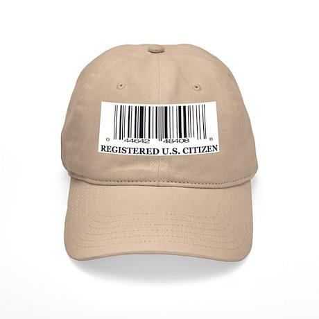 Registered U.s. Citizen Cap