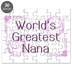 World's Greatest Nana Puzzle