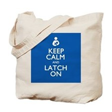 Cute Breast milk Tote Bag