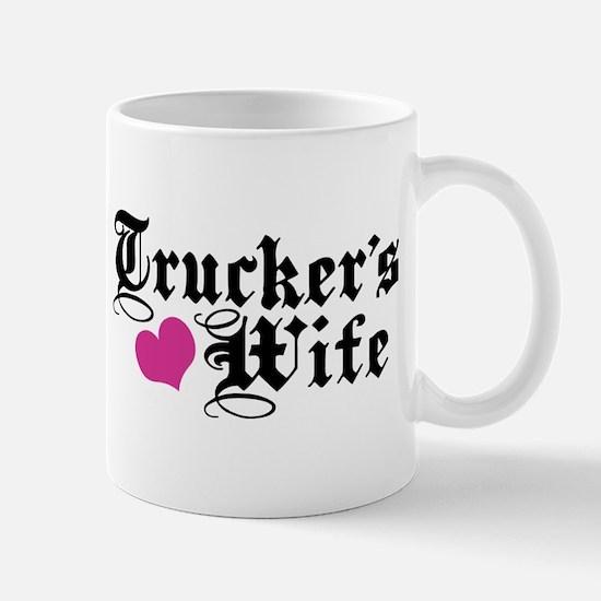 Trucker's Wife Mug