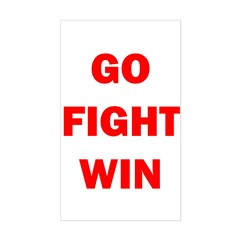 GO FIGHT WIN™ Decal