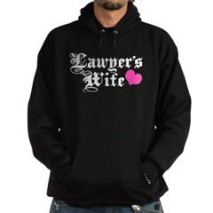 Lawyer's Wife Hoodie