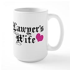 Lawyer's Wife Mug