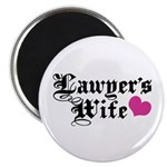 Lawyer's Wife Magnet