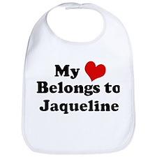 My Heart: Jaqueline Bib