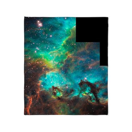 NGC 2074 Throw Blanket
