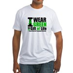 BMT I Wear Green Fitted T-Shirt