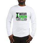 BMT I Wear Green Long Sleeve T-Shirt