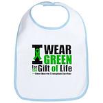 BMT I Wear Green Bib