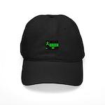 BMT I Wear Green Black Cap