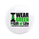 "BMT I Wear Green 3.5"" Button (100 pack)"