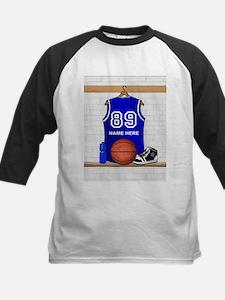 Personalized Basketball Jerse Tee