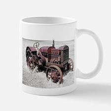 Old, Rusted Tractor Mug