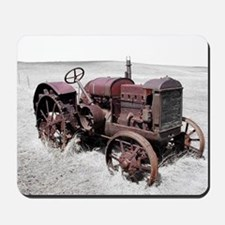 Old, Rusted Tractor Mousepad