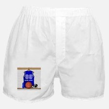 Personalized Basketball Jerse Boxer Shorts