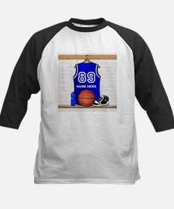 Personalized Basketball Jerse Tee