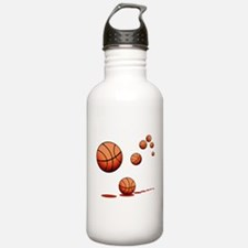 Basketball (A) Water Bottle