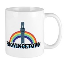 Provincetown MA - Lighthouse Design. Mug