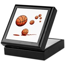 Basketball (A) Keepsake Box