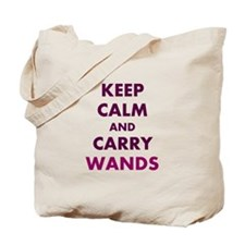 Carry Wands Tote Bag