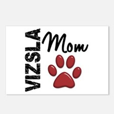 Vizsla Mom 2 Postcards (Package of 8)