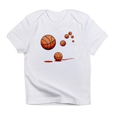 Basketball (A) Infant T-Shirt