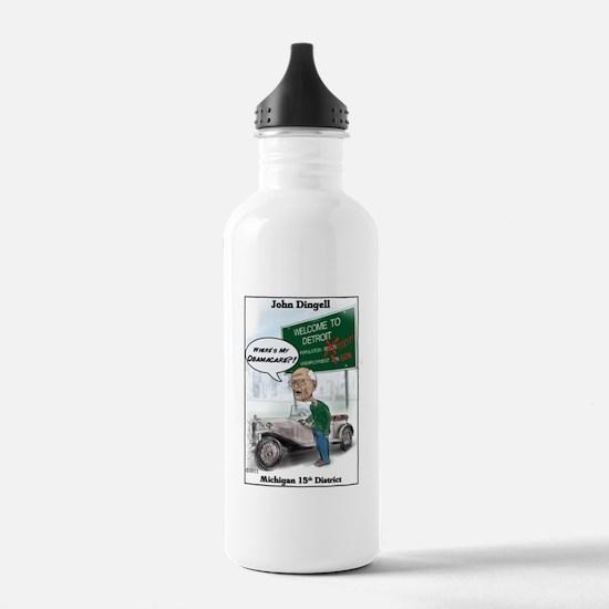 """""""Dingle 2"""" Water Bottle"""