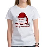 Santa Women's T-Shirt