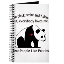 Treat People Like Pandas Journal