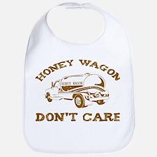 Honey Wagon Don't Care Bib